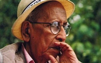 Dr. Lester James Peries No More With Us