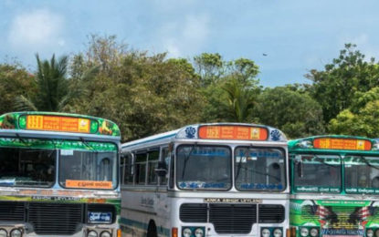 Bus Unions and NTC meeting postponed