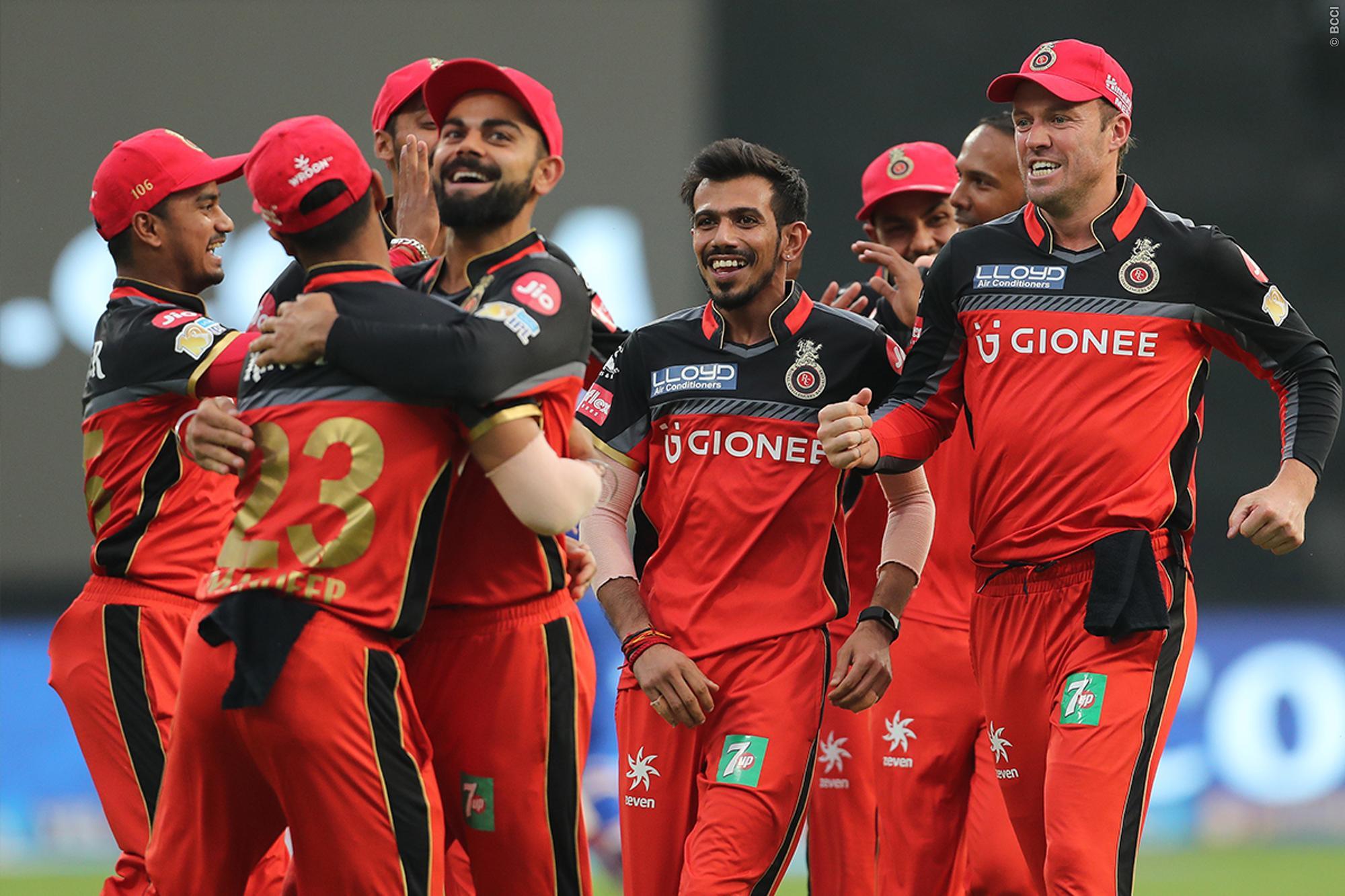IPL 2018: Virat Kohli Praises Bowlers Performance in Thrilling Win against SRH.