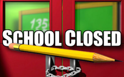 Anuradhapura Schools Closed from 25th to 29th………