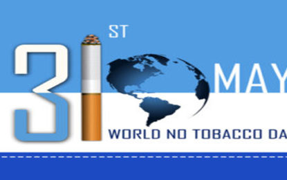World No Tobacco Day: Tobacco and Heart Disease