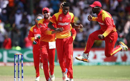 Zimbabwe Players Threaten To Boycott T20 Tri-Series