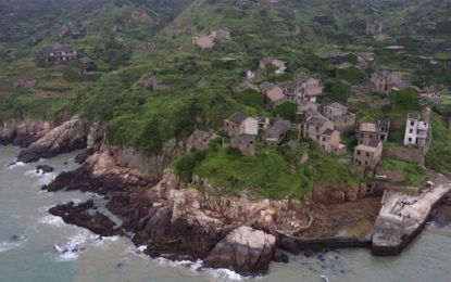 An Abandoned Chinese Village Now Engulfed By Nature