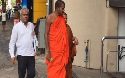 Conspiracy to Kill BBS Gnanasara Thera in Prison?