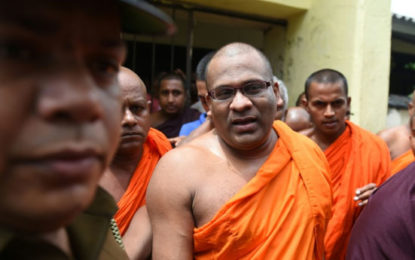 Initiating a Discussion on Granting Amnesty to Gnanasara Thera.