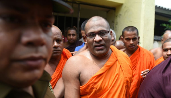 Hearing ofVen.Gnanasara Thera's appeal postponed to 22nd.