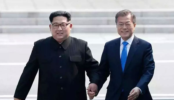 Koreas Holding Military Talks to Reduce Tensions on Border.