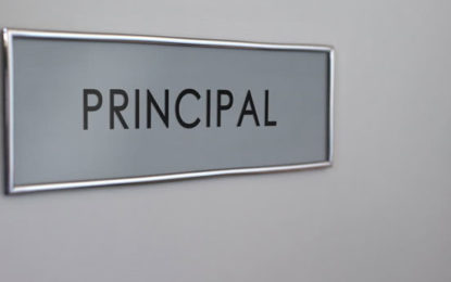 Principals of National Schools Confined To 8 Years