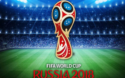 FIFA World Cup 2018: Where the World ComesTogether.