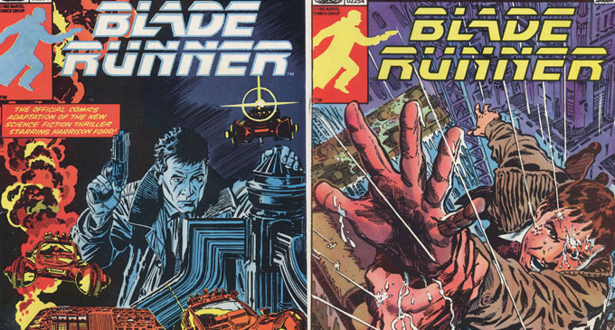 "New ""Blade Runner"" books and comics are coming"