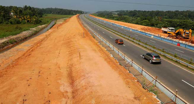 Construction work on 3rd stretch of Central Expressway begins