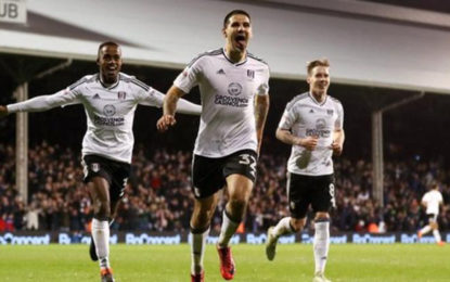 Fulham sign Serbia striker from Newcastle