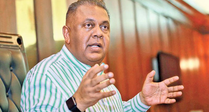 """UNHRC Resolutions protects the rights of our soldiers as well"" – Minister Mangala"