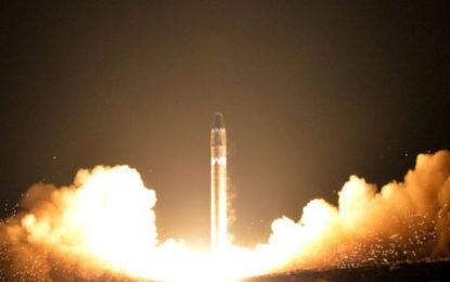 North Korea working on new missiles, US officials say