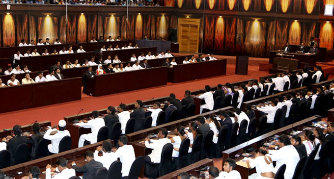 Parliament to convene from Jan. 05