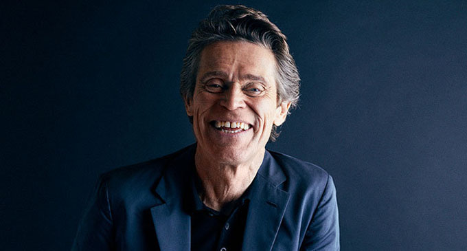 "Willem Dafoe to lead Disney dogsled film ""Togo"""