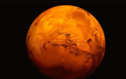 Mars Makes Its Closest Approach To Earth Today