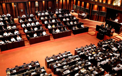 Parliamentary session commenced
