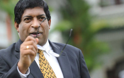 Ravi says no decision yet on UNP Presidential candidate