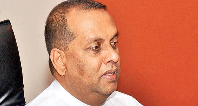 """MR's SLFP membership now automatically cancelled""– Mahinda Amaraweera"