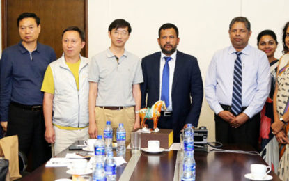CHINA'S LARGEST AGRI-WHOLESALER WANTS SL PRODUCE