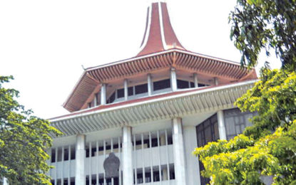 Appeal against Interim Order on Rajapaksa and his Cabinet to hear on Dec. 14