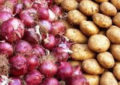 Special Commodity Levy on imported onions, potatoes reduced