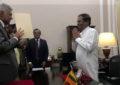 Ranil sworn in as the Prime Minister of Sri Lanka [UPDATE]