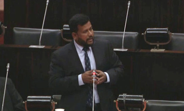"""""""Our effort is to uphold democracy violated on Oct. 26"""" – Rishad Bathiudeen [VIDEO]"""