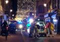 Three dead in France Xmas market shooting