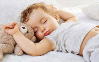 Sufficient sleep in childhood may lead to healthy BMI later