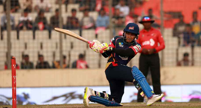 Mushfiqur trumps Thisara Perera in thrilling Vikings win
