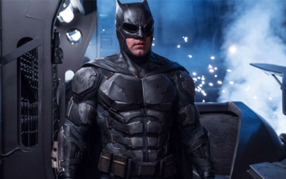 "Affleck Out As ""Batman"" Sets June 2021 Date"