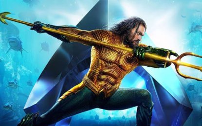 """Aquaman"" Scribe Returns For The Sequel"