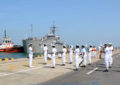 Three Iranian Naval Ships arrive at Colombo Port [VIDEO]
