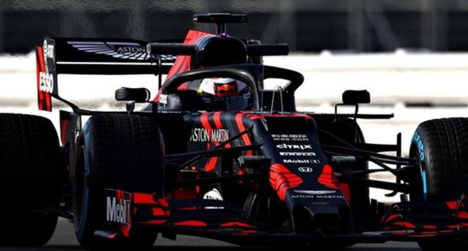 Red Bull unveil new Honda-powered F1 car ahead of 2019 campaign