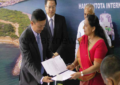 One-stop service center launched in Hambantota port to support investors