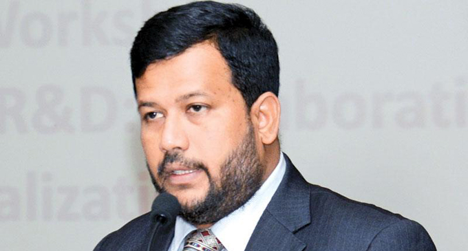 """Minister Rishad condemns """"Barbaric and dastardly"""" attacks on Churches and hotels"""