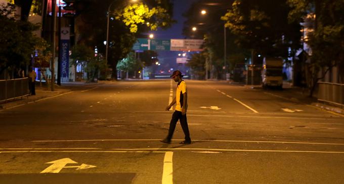 Island-wide curfew lifted [UPDATE]