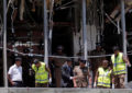 ISIS claims Sri Lanka attacks