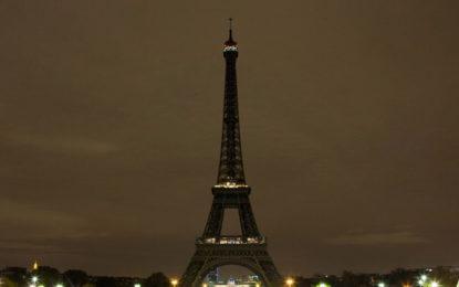 Eiffel Tower goes dark to honour Sri Lanka attack victims
