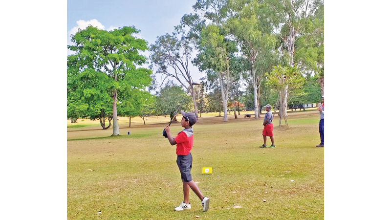 SL Junior Golf Match-Play Championship