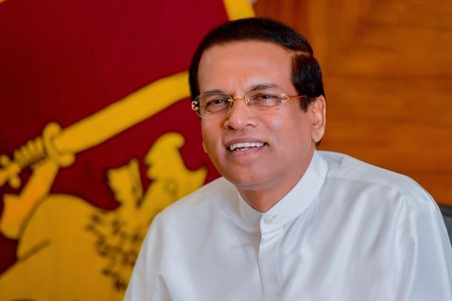 """Poson symbolises initial footprint of Buddhism in Sri Lanka"" – President"
