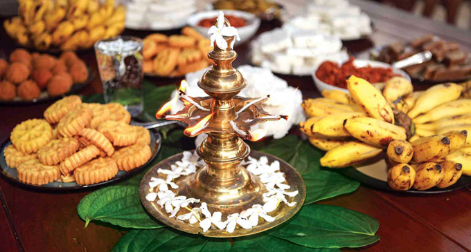 Auspicious times for Sinhala and Hindu New Year