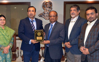 """""""Sri Lanka sees expansion in trade with Pakistan"""" – Consul General"""