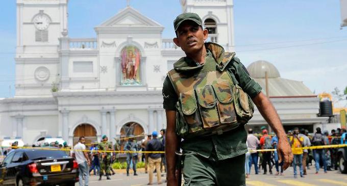 Easter Blasts in Sri Lanka: More suspects arrested [UPDATE]