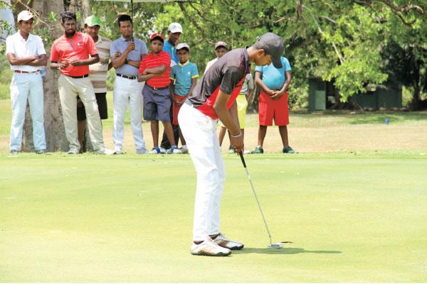 P&S SL Junior Match-Play Golf Championships Top seeds through to semi-finals
