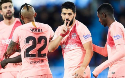 Barcelona close in on title with comfortable win