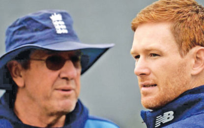 Bayliss says Morgan could hold key to England World Cup places