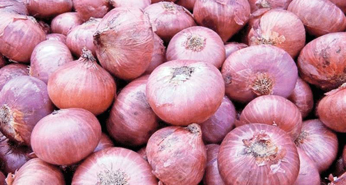 Maximum retail price for Big Onions